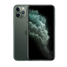 iPhone 11 Pro Max SANS FACE ID Vert Nuit 512Go Reconditionné