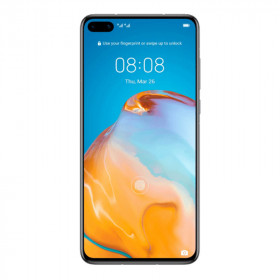 Huawei P40 Dual Sim Argent 128Go Reconditionné   SMAAART