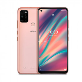 Wiko View 5 Or Rose 64Go Reconditionné