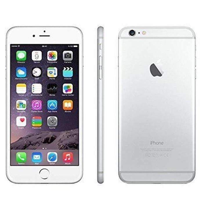 Apple iPhone 6 plus reconditionné débloqué opérateur garantie 6 mois