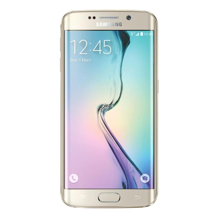 Samsung Galaxy S6 edge 32 Go reconditionné à neuf
