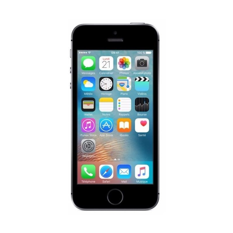 iPhone SE reconditionné   SMAAART