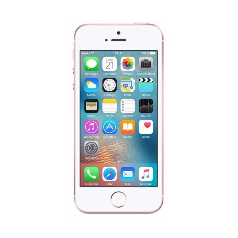 iPhone SE  reconditionné garanti 2 ans