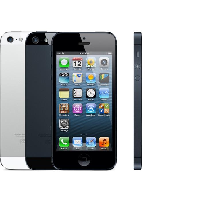 iPhone 5 reconditionné à neuf