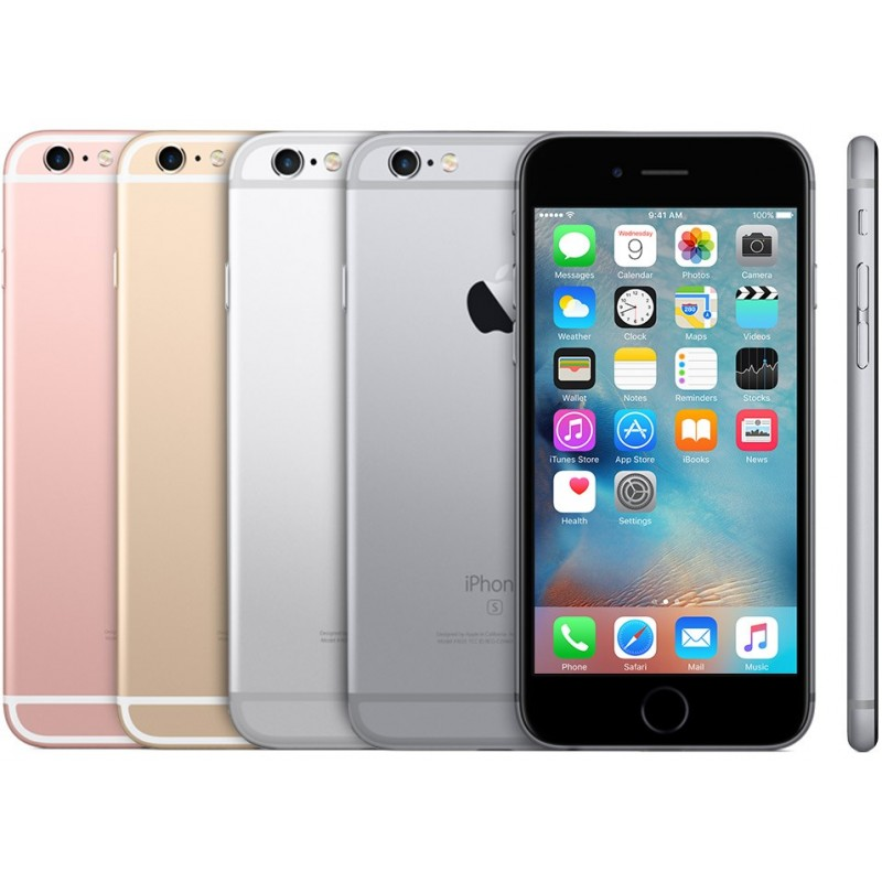 Iphone 6S - 100% certfié APPLE - Reconditionné en France - Pas cher