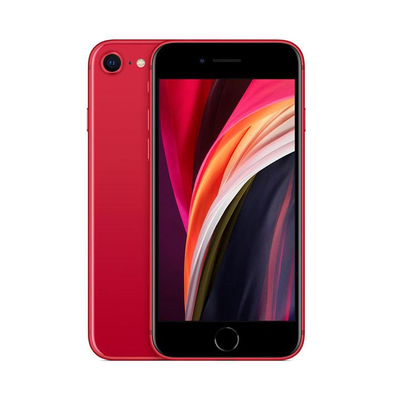 iPhone SE 2020 Rouge 64Go Reconditionné