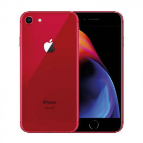 iPhone 8 Rouge 256Go Reconditionné