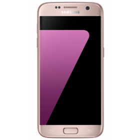 Samsung Galaxy S7 Or Rose 32 Go Reconditionné