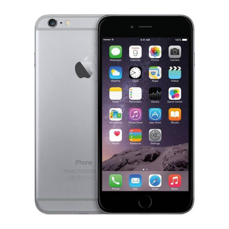 iPhone 6 Gris Sidéral 64Go Reconditionné   SMAAART