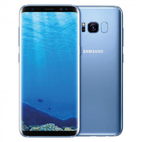 Samsung Galaxy S8 Bleu 64Go Reconditionné