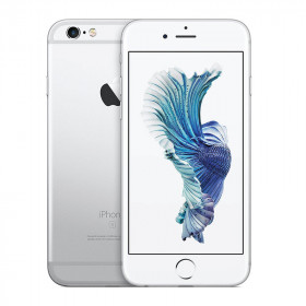 iPhone 6S Argent 128Go Reconditionné