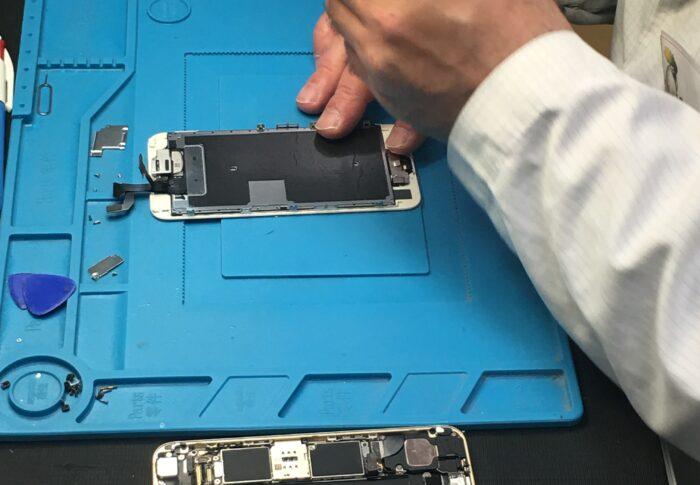 Réutilisation des pièces des smartphones: Kesako?