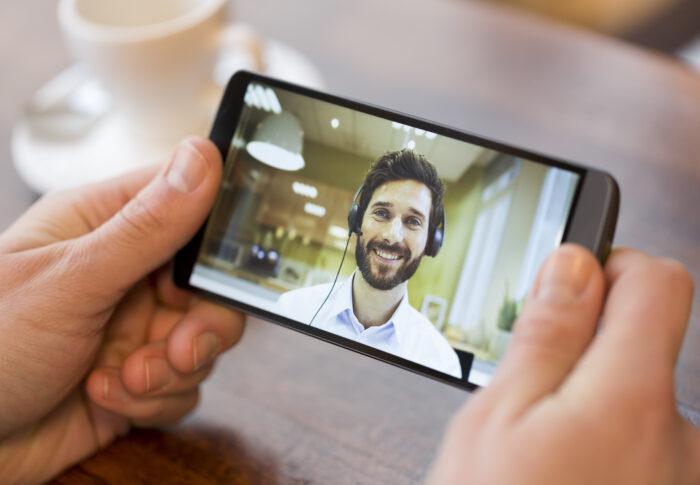 Télétravailler efficacement avec un smartphone