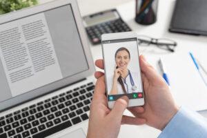 Vidéoconférence sur mobile