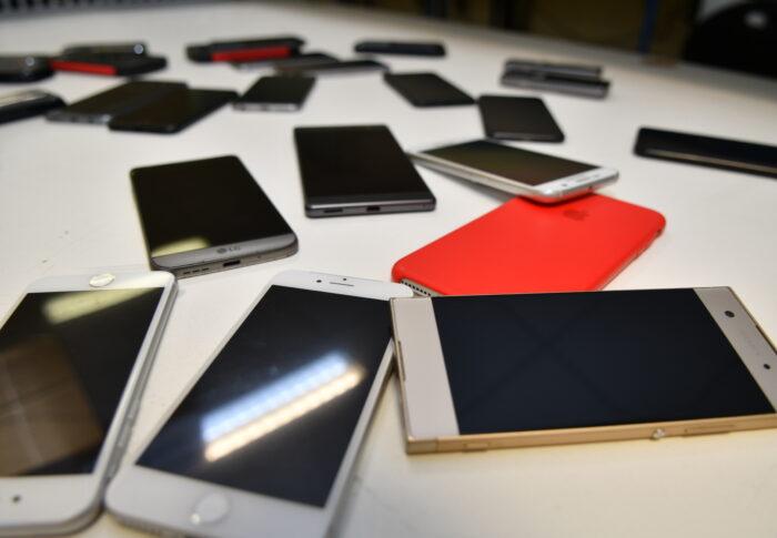 Mon smartphone est prêt à vendre!