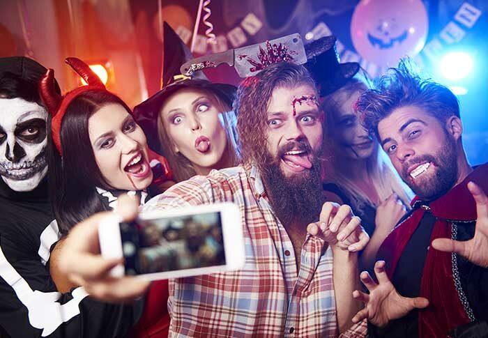 Halloween ? Une fête pas si effrayante que ça.