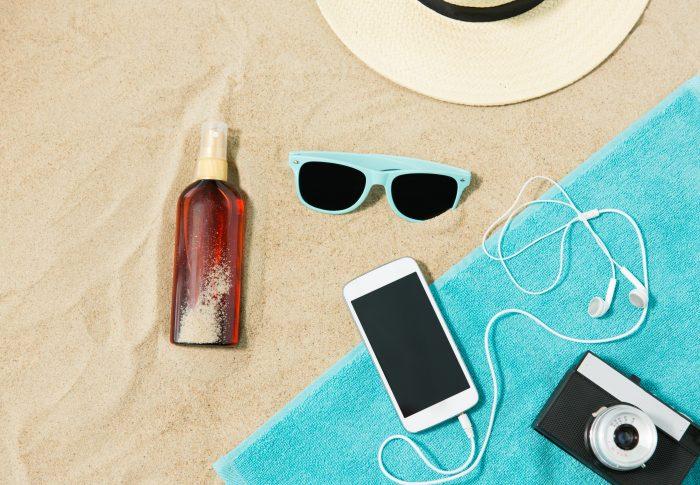 Cet été, je protège mon smartphone !
