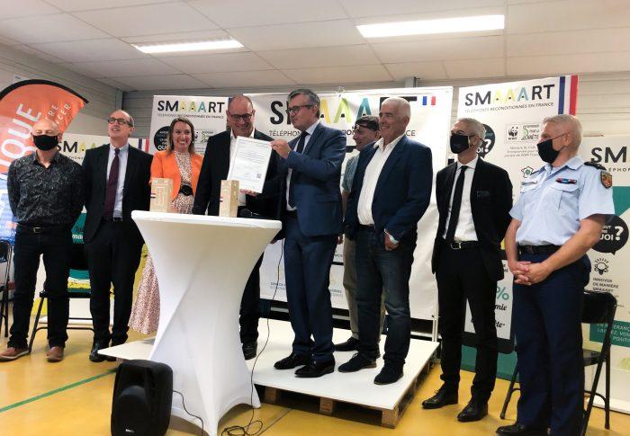 SMAAART est certifié Service France Garanti