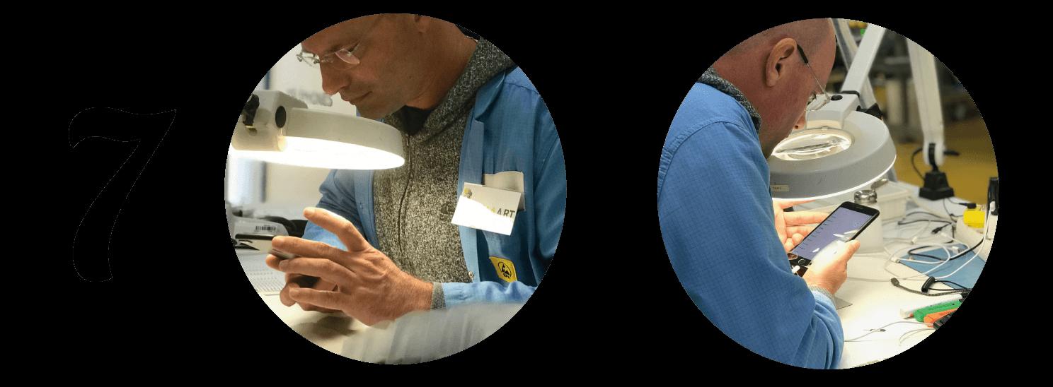contrôle-qualité-téléphones-reconditionnés