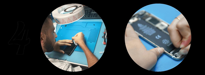 réparation-téléphones-reconditionnés